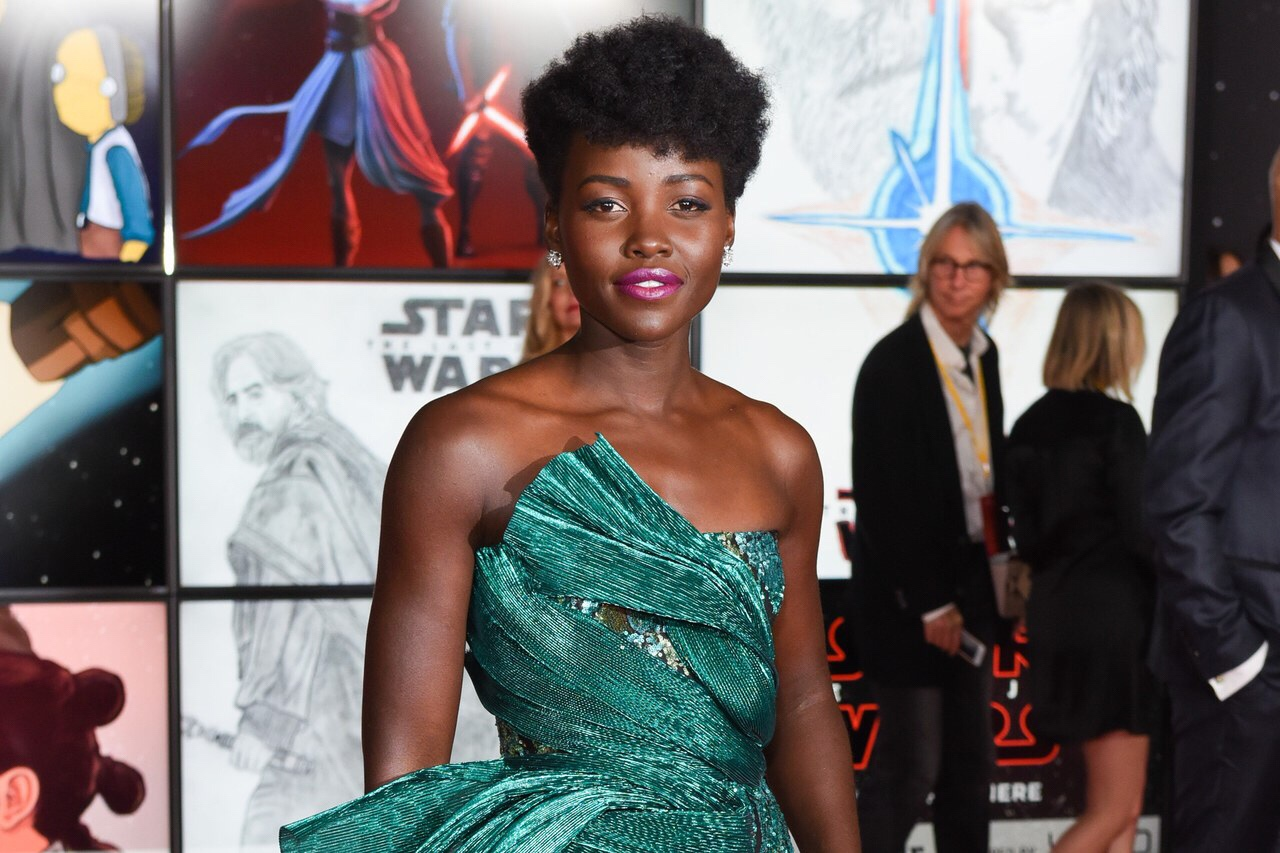 Her Hair And The Red Carpet Lupita Nyongo Makes A Political